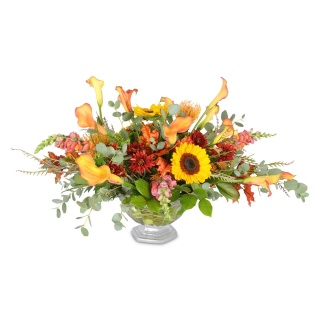 Harvest Time Splendor Centerpiece