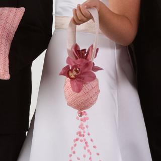 Flower Girl Egg Pomander