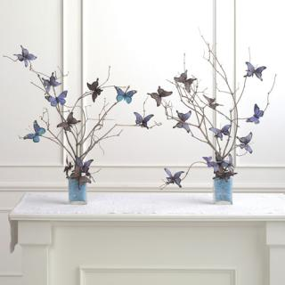 Butterfly Altar Arrangement